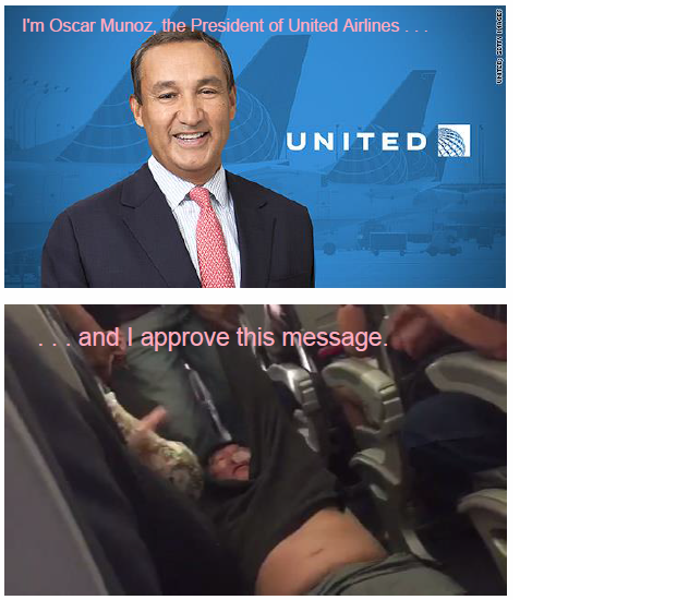 United Airlines 4-2017