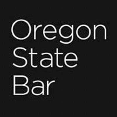 Oregon State Bar logo
